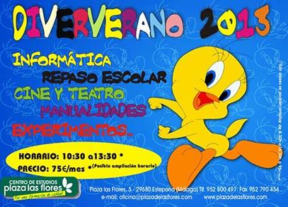 diververano 2013 Estepona