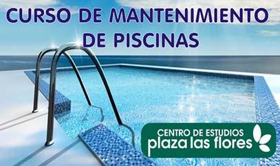 Centro de estudios for Curso mantenimiento piscinas