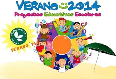 Proyectos Educativos Escolares Verano 2014