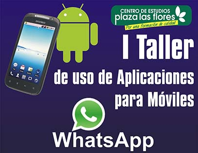 I Taller Whatsapp